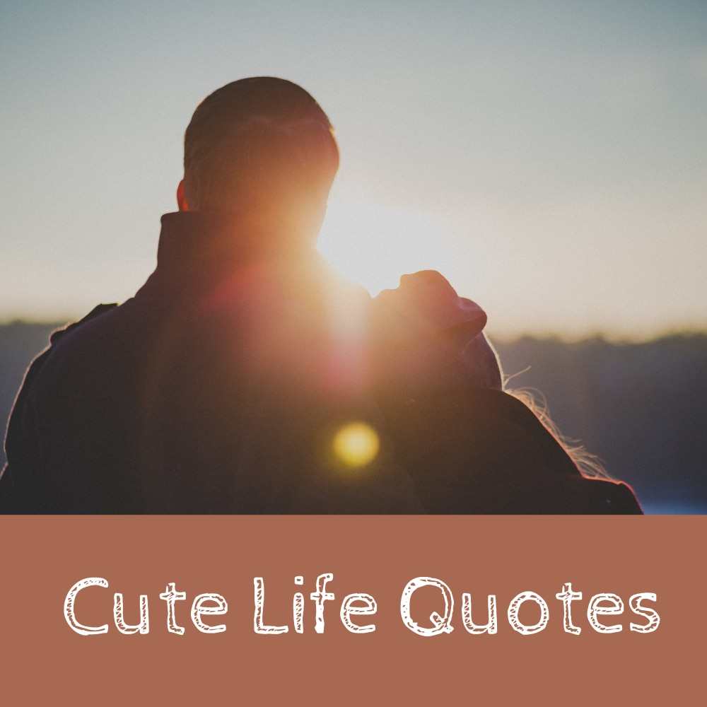 Cute Life Quotes