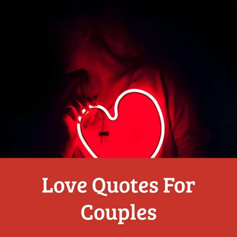 Top 35 Love Quotes For Couples