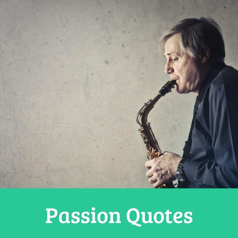 Top 21 Passion Quotes