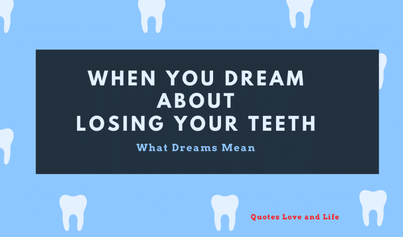 dreams about teeth falling out dream about losing teeth