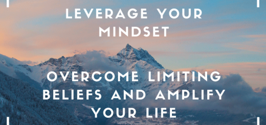 Leverage Your Mindset Book Overcome Limiting Beliefs Tips Ricky Kalmon Review